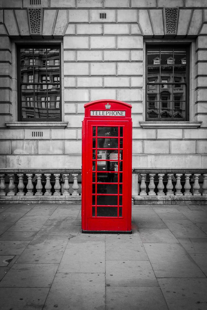 Telefonzelle England 01