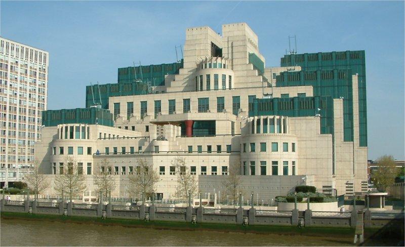 MI6 Gebäude
