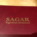 Speisekarte Sagar