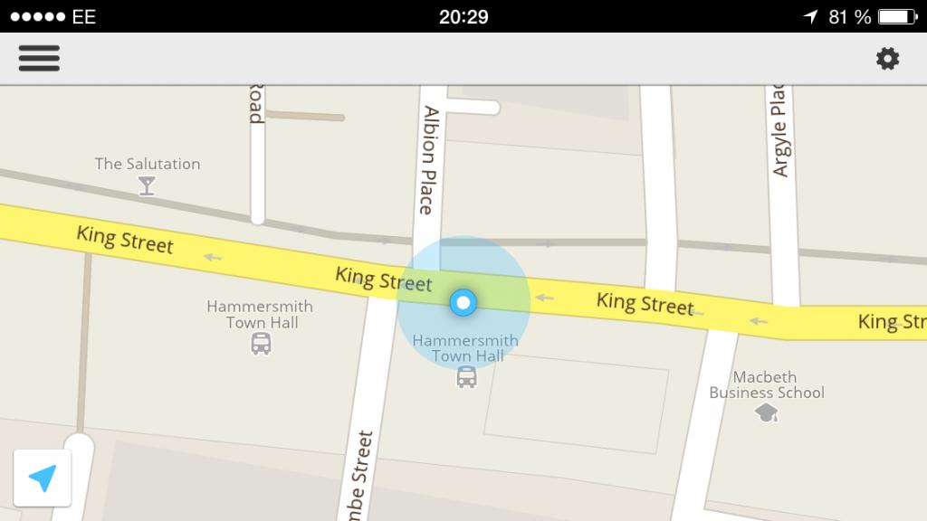 Sagar Location GPS