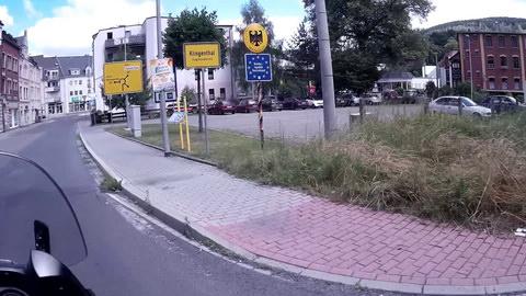 Deutschland Grenze