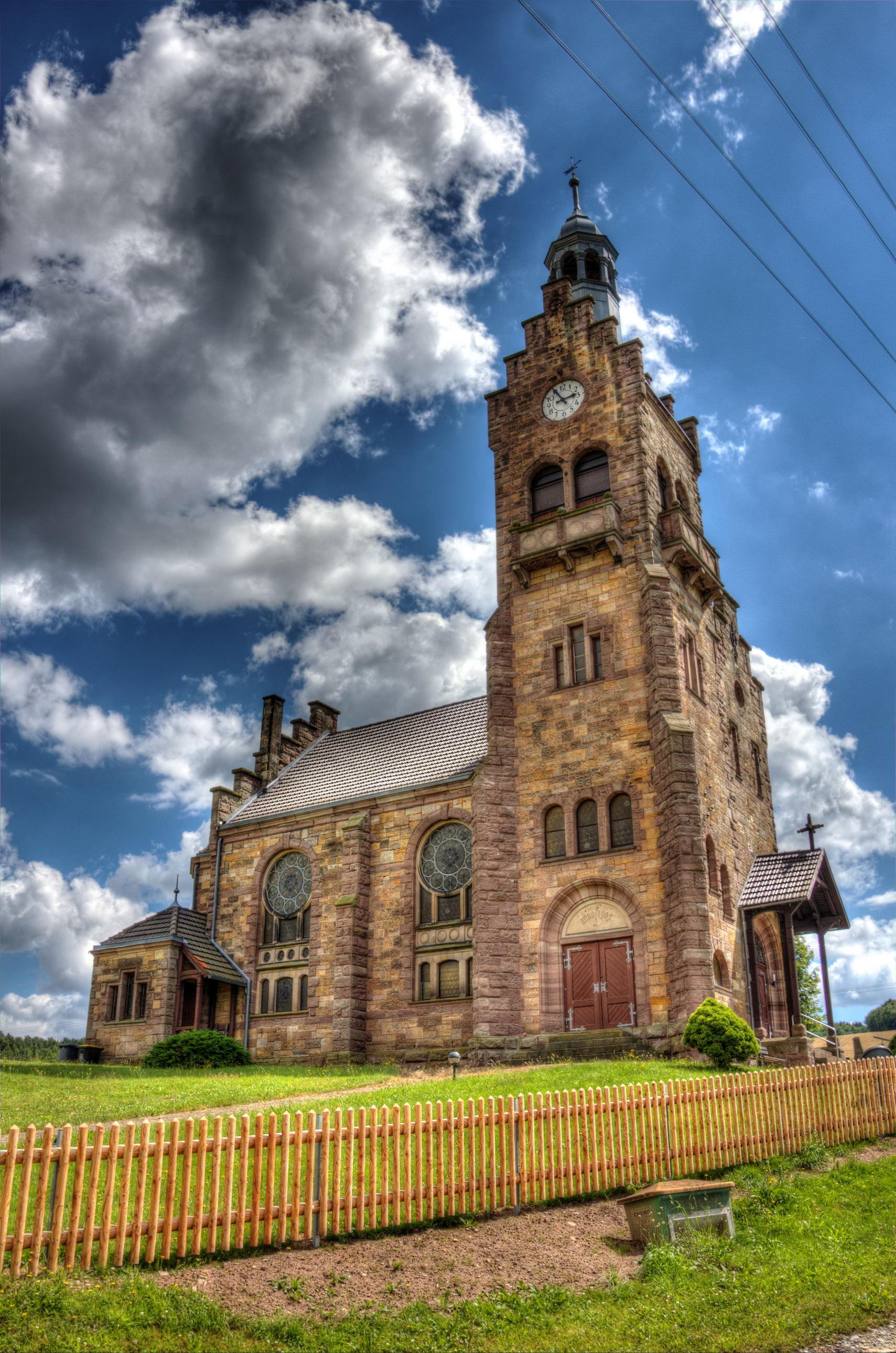 Bild von Kirche
