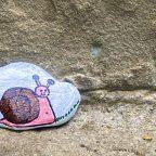 Schneck im Stein